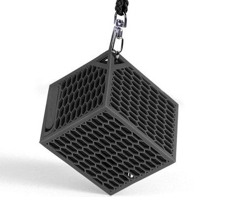 Bluetooth speaker mould 001