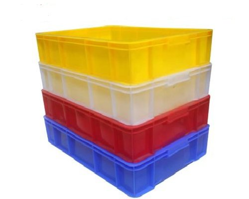 Bread Crate Mould 007