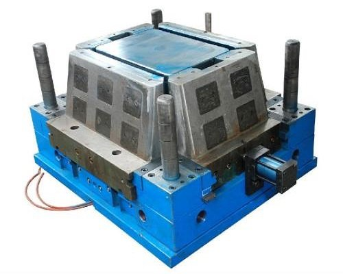 Fish Crate Mould 001