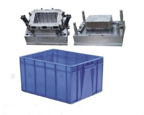Fish Crate Mould 003
