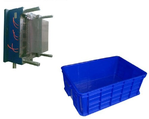 Fish Crate Mould 005