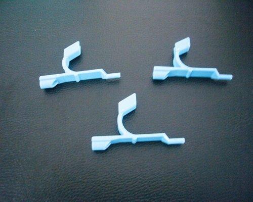 Pipe clip mold