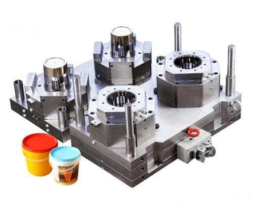 Plastic Bucket Mould 001
