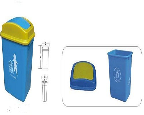 Plastic Bucket Mould 003