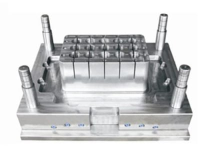 Plastic Container Mould