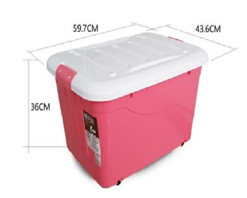 Plastic Container Mould 007