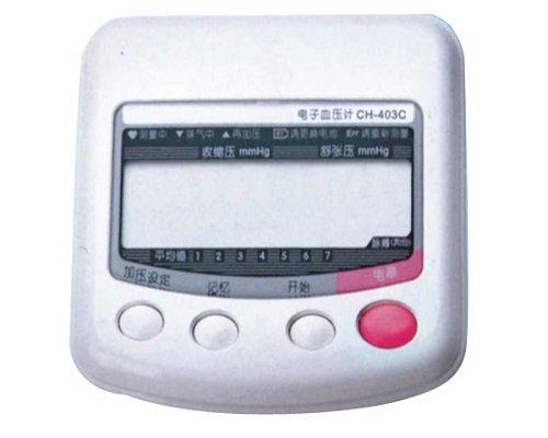 Sphygmomanometer mold