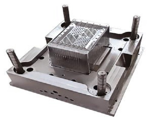 Vegetable Crate Mould 003