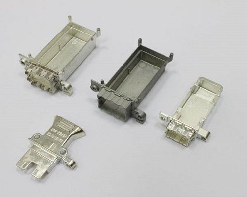 Zinc alloy mold 015