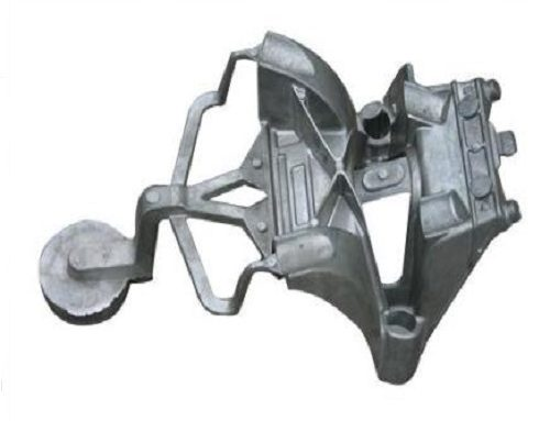 Aluminum alloy mold