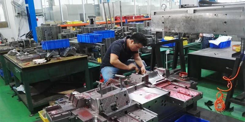 rubber moulding dies
