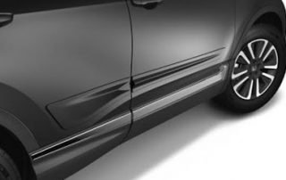 auto body side moldings