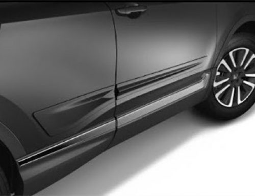 Mould Design of Auto Body Side Molding